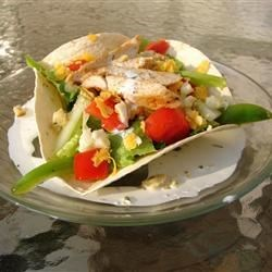 Taco Salad with Ranch Dressing Recipe
