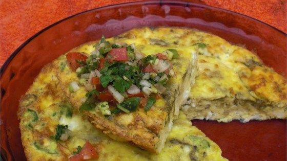 Chile Cheese Squares Recipe