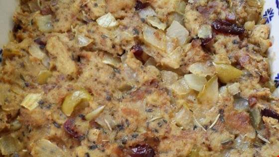 Really Easy Bread Stuffing Recipe