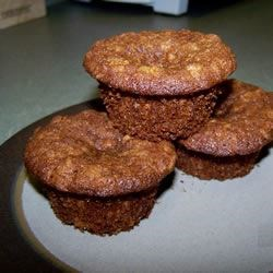 Oatmeal Maple Syrup Muffins Recipe