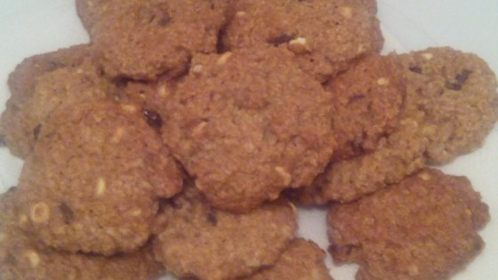 Anzac Biscuits with Macadamia Nuts Recipe