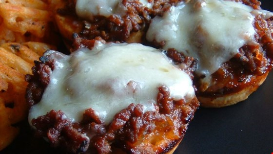 Barbecue Beef Cups Recipe