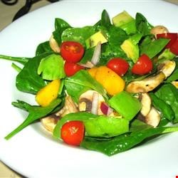'Goldy''s Special Salad Recipe '