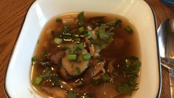 Chinese Spicy Hot And Sour Soup Recipe
