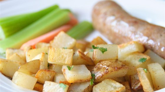 Country Style Fried Potatoes Recipe