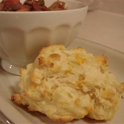 Cheese Drop Biscuits Recipe