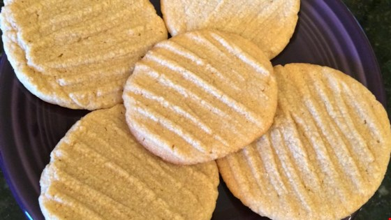 Paydirt Peanut Butter Cookies Recipe
