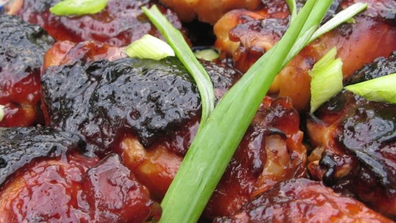Caramelized Baked Chicken Recipe