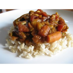 Quick and Easy Vegetable Curry Recipe