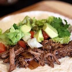 'Charley''s Slow Cooker Mexican Style Meat Recipe '