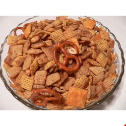Toasted Party Mix Recipe