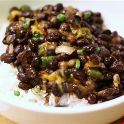 'Amy''s Spicy Beans and Rice Recipe '