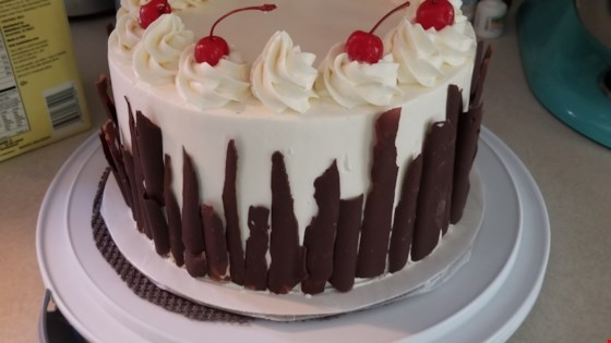 'Holly''s Black Forest Cake Recipe '