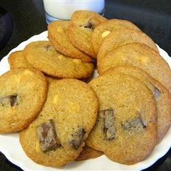 Slightly Spicy Chocolate Chip Cookies Recipe