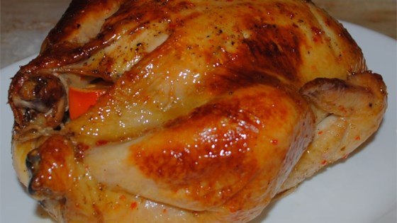 Sweet and Spicy Baked Chicken Recipe