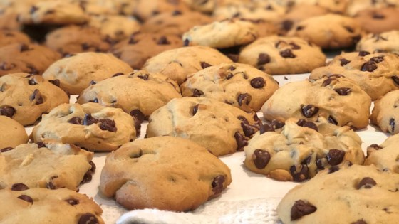 'Amy''s Chocolate Chip Cookies Recipe '