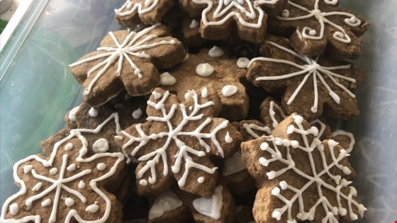 Gingerbread Cookie Frosting Recipe