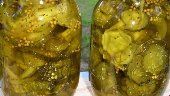 Bread and Butter Pickles I Recipe