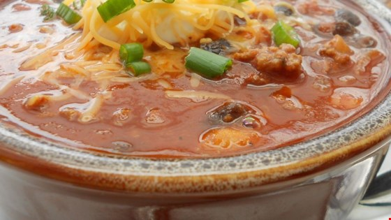 'It''s Chili by George!! Recipe '