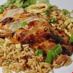 Grilled Asian Chicken Recipe
