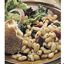 Slow Cooker White Beans with Sun