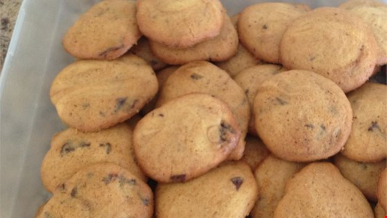Chocolate Chip Cookies Without Chocolate Chips Recipe