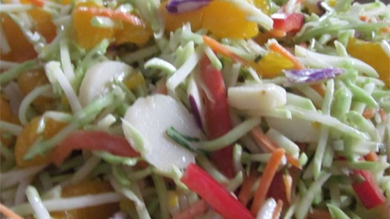 Sweet and Crunchy Salad Recipe